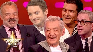 GANDALF THE GRAHAM | Best of LOTR on The Graham Norton Show