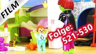 Playmobil Filme Familie Vogel: Folge 521-530 | Kinderserie | Videosammlung Compilation Deutsch