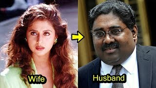 7 Bollywood 80s And 90s Actresses Husband | You Don
