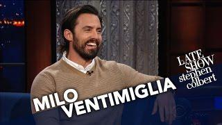 Milo Ventimiglia Can