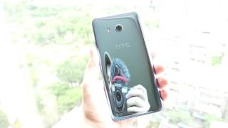 HTC U11 Amazing Silver HD unboxing
