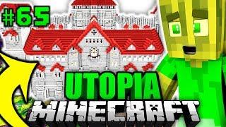 Die 750.000.000€ STADT?! - Minecraft Utopia #065 [Deutsch/HD]