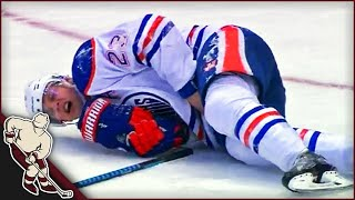 NHL: Hit in the Nuts