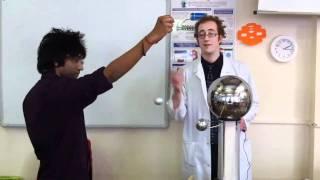 Van de Graaff Generator Experiments/Fun