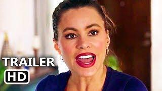 THE FEMALE BRAIN Sofia Vergara Trailer (2018) Comedy Movie HD