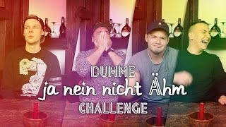 DUMME JA NEIN NICHT ÄÄHHMM CHALLENGE #6