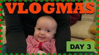 REUPLOAD ! Family time! | DAY 3 | VLOGMAS 2016