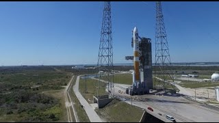 Delta IV WGS-9 Launch Highlights