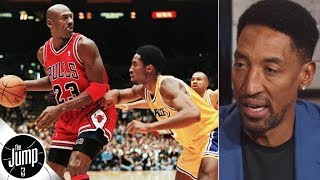 Scottie Pippen reveals Michael Jordan