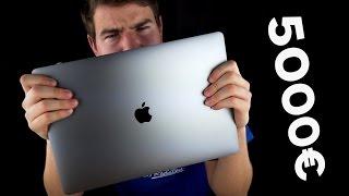 UNBOXING von einem 5000€ MacBook Pro! - felixba