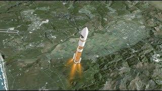 Delta IV NROL-47 Mission Profile