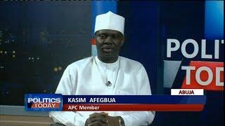 I Am Helpless Defending Buhari