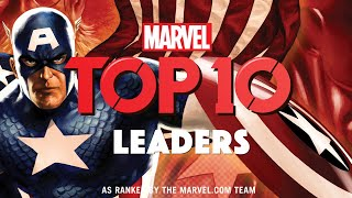 10 of Marvel
