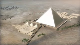 Building the Pyramids of Egypt ...a detailed step by step guide.