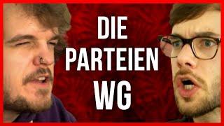 Wenn Parteien Mitbewohner wären - MAKE BERLIN GREAT AGAIN
