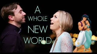 A Whole New World - Evynne Hollens feat. Peter Hollens