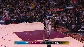 3rd Quarter, One Box Video: Cleveland Cavaliers vs. Golden State Warriors