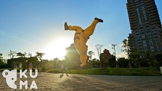 Pokemon Go!!! - Pikachu Parkour/Freerunning