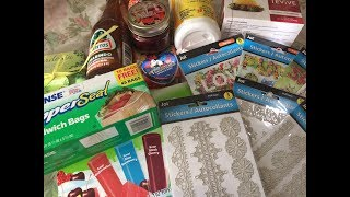 Dollar tree haul 05-2017