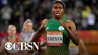 Track star Caster Semenya ordered to take hormone-suppressing drugs