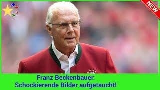Franz Beckenbauer: Schockierende Bilder aufgetaucht!
