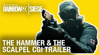 Rainbow Six Siege: The Hammer and the Scalpel | CGI Trailer | Ubisoft [NA]