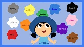 """""""Look at All the Colors I Can See"""" by ABCmouse.com"""