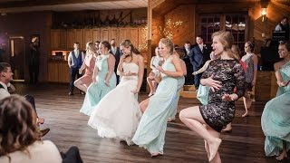 Surprise Wedding Dance {Shut up and Dance}