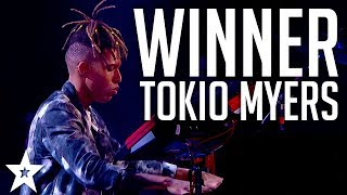 Tokio Myers WINNER | ALL Performances | Britain