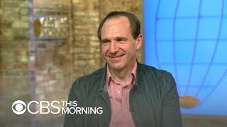 """Actor Ralph Fiennes on directing """"The White Crow"""""""