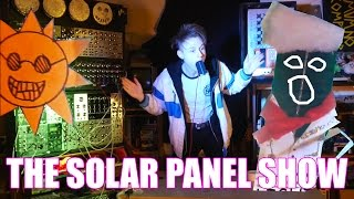 SOLAR PANELS HOW TO WITH SYNTH AND GUITAR