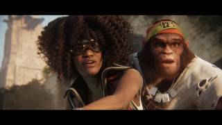 Beyond Good and Evil 2 Trailer - E3 2017