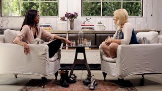 Zoe Saldana | The Conversation With Amanda de Cadenet | L/Studio created by Lexus