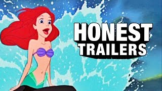 Honest Trailers - The Little Mermaid (feat. AVbyte)