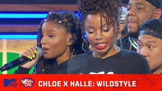 Chloe X Halle Check Nick Cannon On His Own Show 😲 | Wild