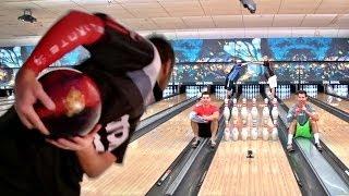 Bowling Trick Shots   Dude Perfect