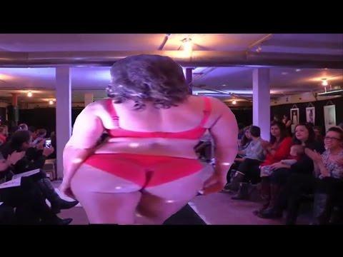 f2320d9d36 Title  Fashion Weekend Plus Size 2017   Large Size Women Fashion Show - New  Collection Walks ...