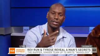 Tyrese on women: They should