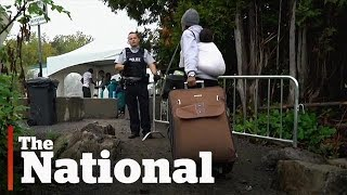 Why Illegal border-crossers to Canada target Roxham Road