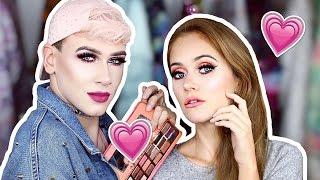 KRASSES MAKEOVER - neuer Make-up Look | mit Marvyn Macnificent #marvynized