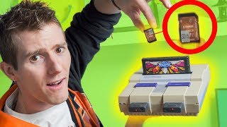 SUPERCHARGE Your Super Nintendo!