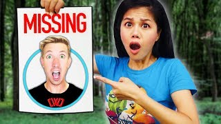 CHAD WILD CLAY is MISSING! POND MONSTER or HACKER TOOK HIM (I Need Your Help in Real Life)