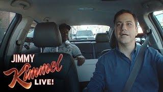 Jimmy Kimmel the Uber Driver