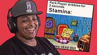 NBA 2K20 MEMES THAT WILL HELP YOU SURVIVE YOUR BADGE GRIND