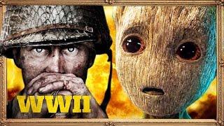 Call of Duty endlich wieder GUT? & Guardians 2 Review - #NerdScope No.10 (UdPp)