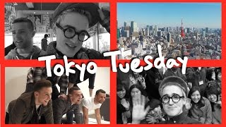 Tokyo Tuesday - McBusted do Japan!