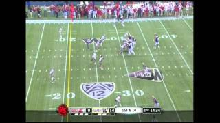 (11.26.11) Washington Huskies vs. WSU Cougars APPLE CUP