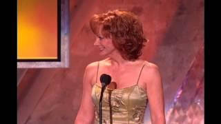 Dick Clark & Reba McEntire Improv - 2004 ACM Awards