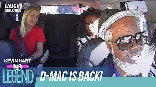 Donald Mac is BACK!  | Kevin Hart: Lyft Legend | Laugh Out Loud Network