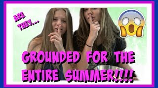 EPIC FIRST DAY OF SUMMER BREAK VLOGS    Taylor and Vanessa